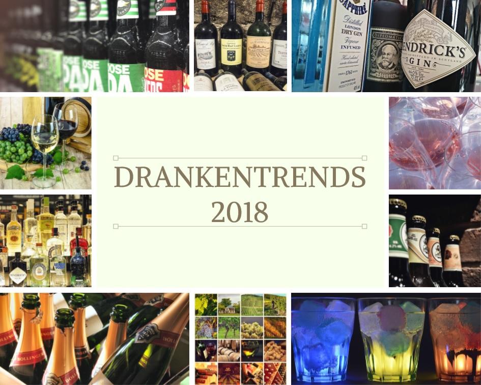 Drankentrends 2018