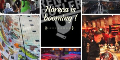 Horeca is booming