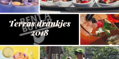 Drankjes terras trends 2018